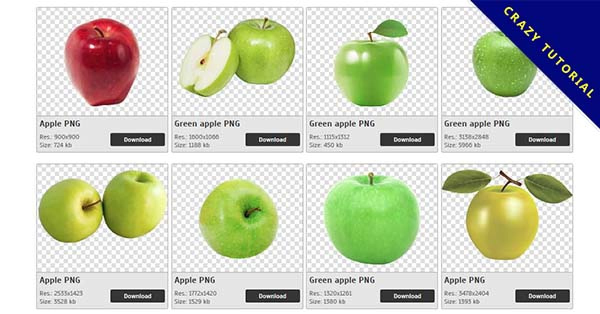 111 Apple PNG images for free download