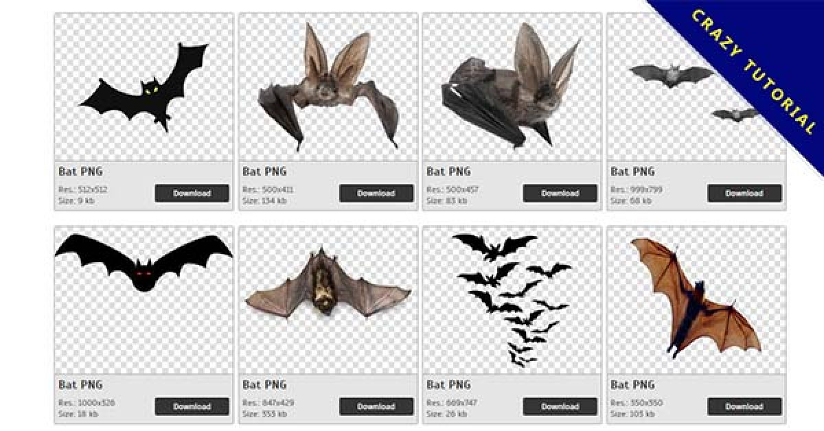 47 Bat PNG images are free to download