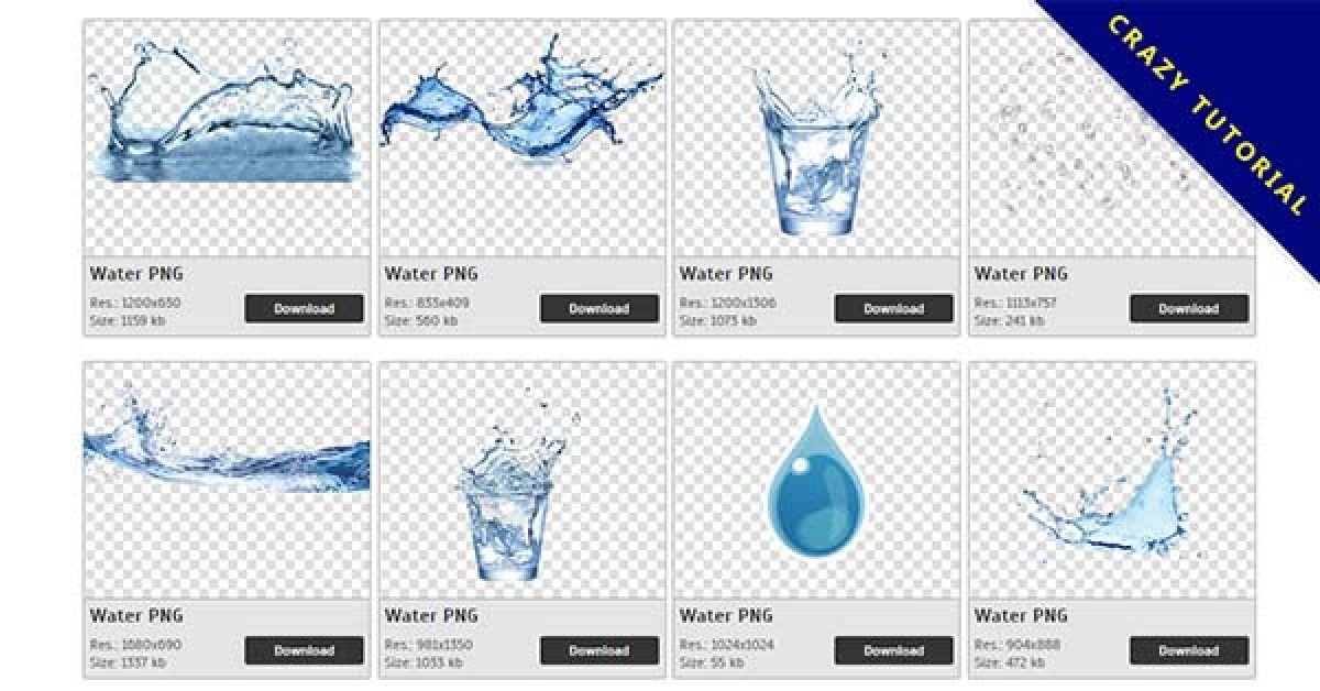 166 Water PNG images are free to download
