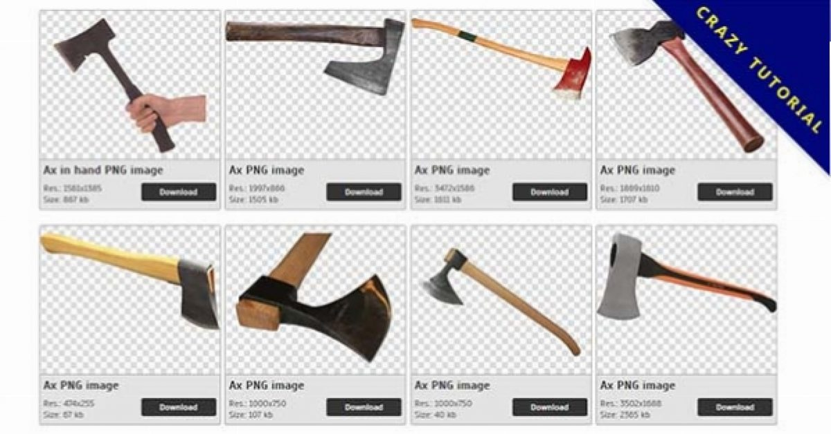 25 Ax PNG images for free download