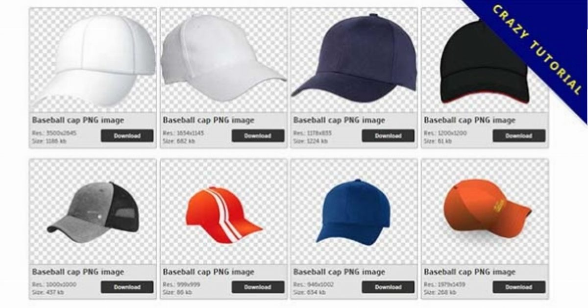 19 Baseball cap PNG images are free to download
