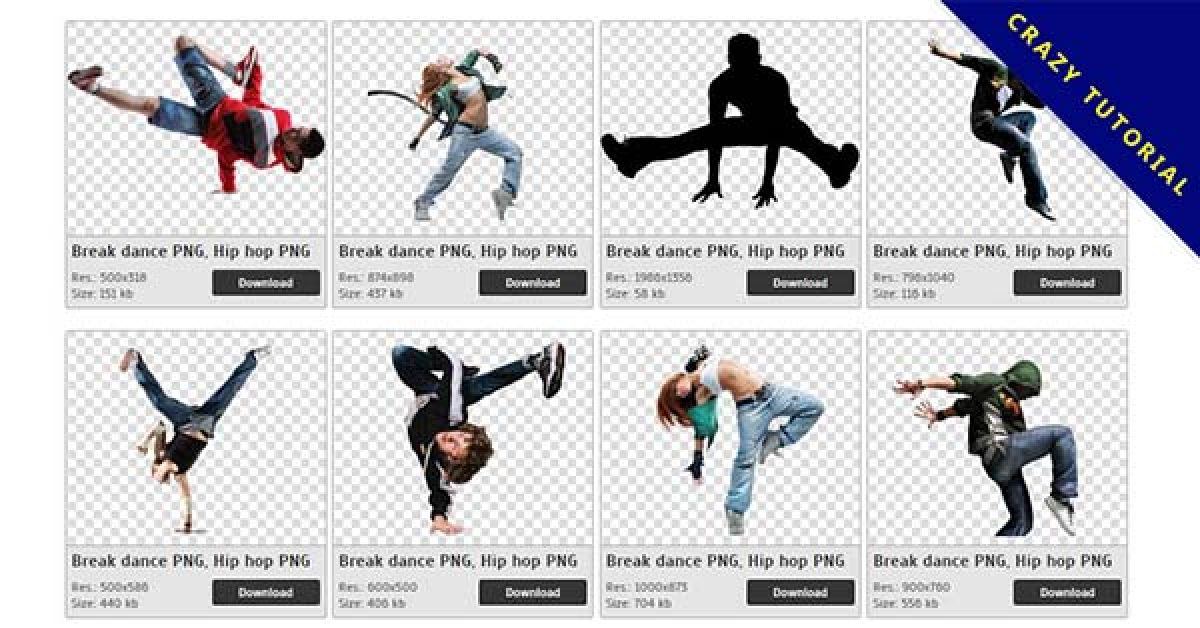 87 Break dance PNG images free to download