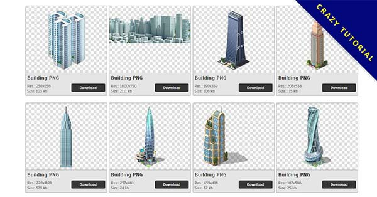 103 Building PNG images are free to download
