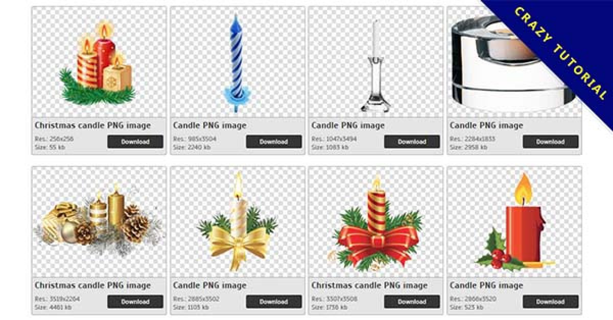 60 Candles PNG Images Free Download