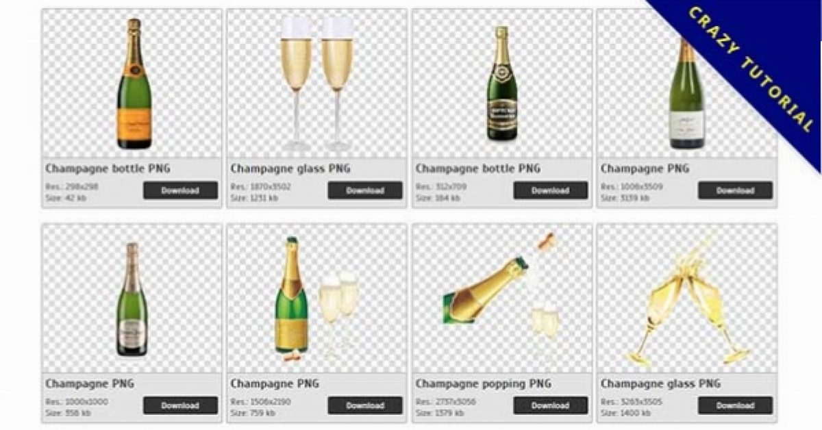 59 Champagne PNG images are free to download