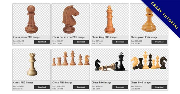 Chess PNG logo Free Download - Crazypng com-Crazy Png Images Free