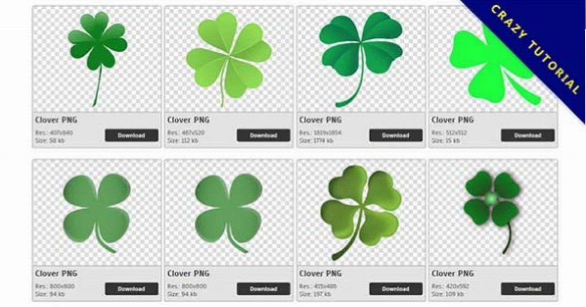 59 Clover PNG images are free to download