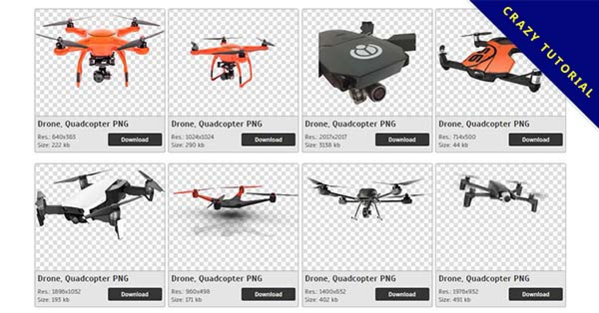 208 Drone Quadcopter PNG images available for free download