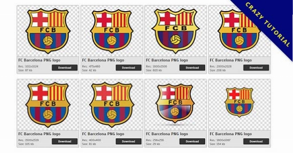 25 Fc Barcelona Png Images For Free Download