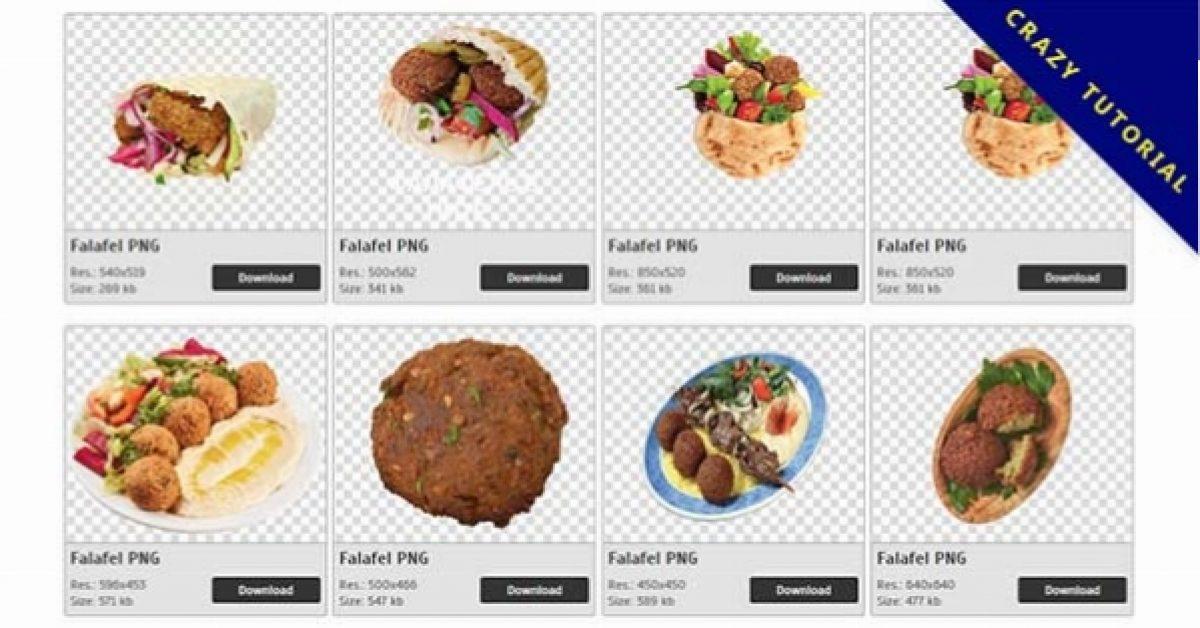 59 Falafel PNG images for free download