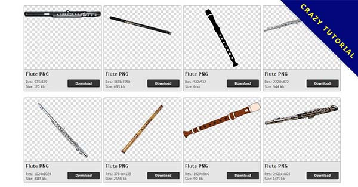 72 Flute PNG images for free download