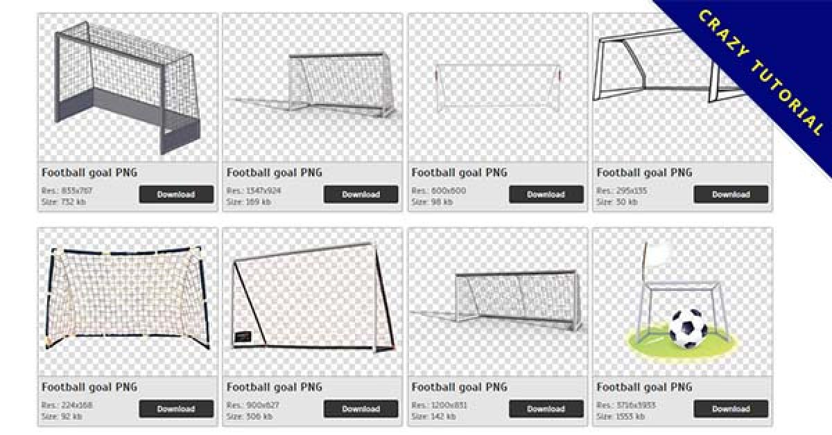 43 Football goal PNG images are free to download