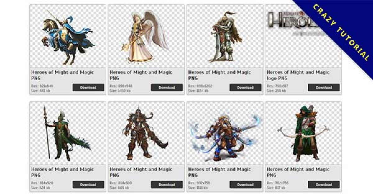 55 Heroes of Might and Magic PNG Images Free Download