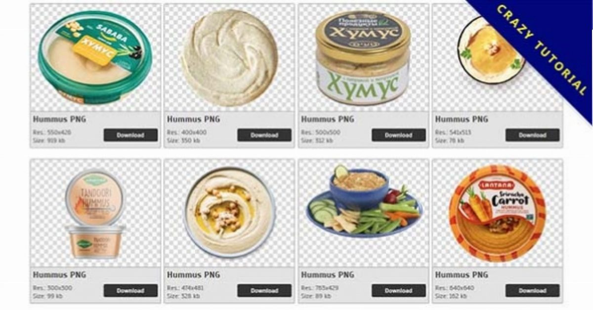 58 Hummus PNG images free to download