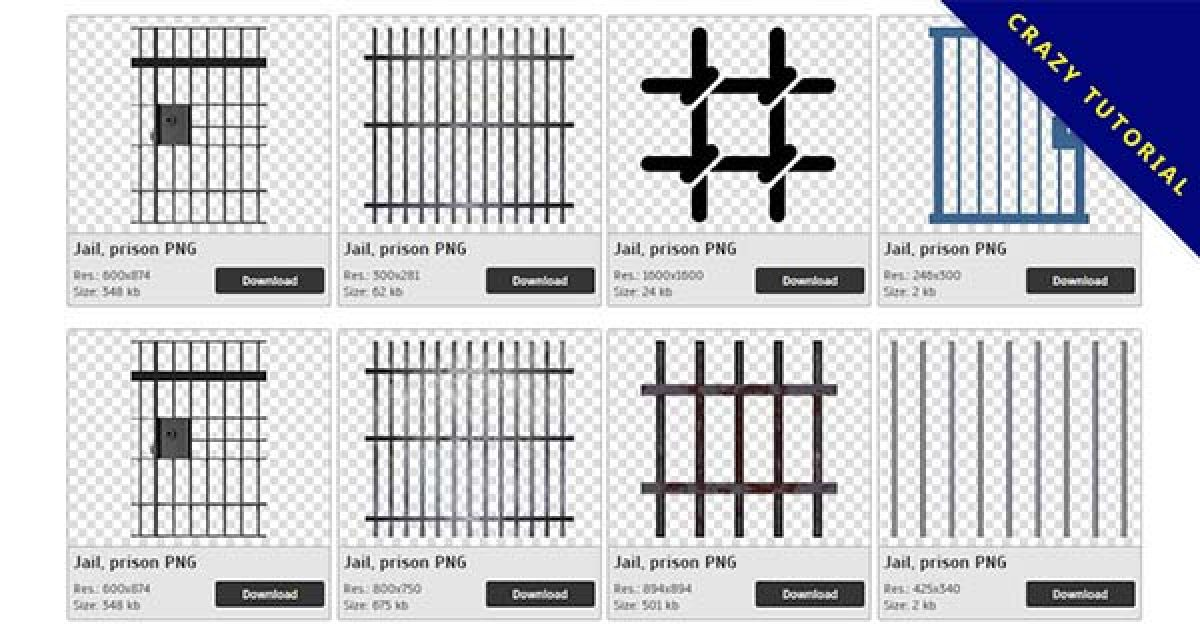 53 Jail PNG images downloaded for free