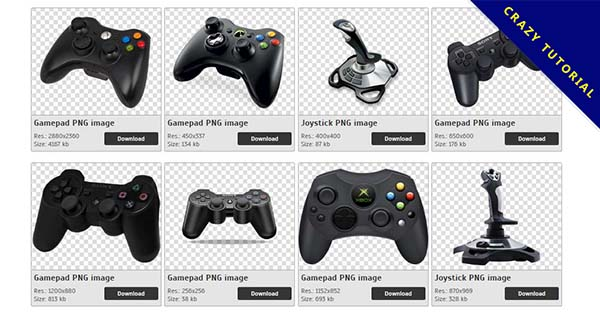 36 Joystick, gamepad PNG images for free download - CrazyPNG