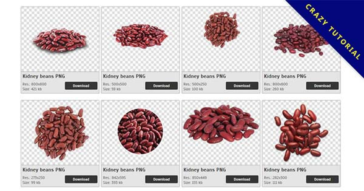 48 Kidney beans PNG images are free to download