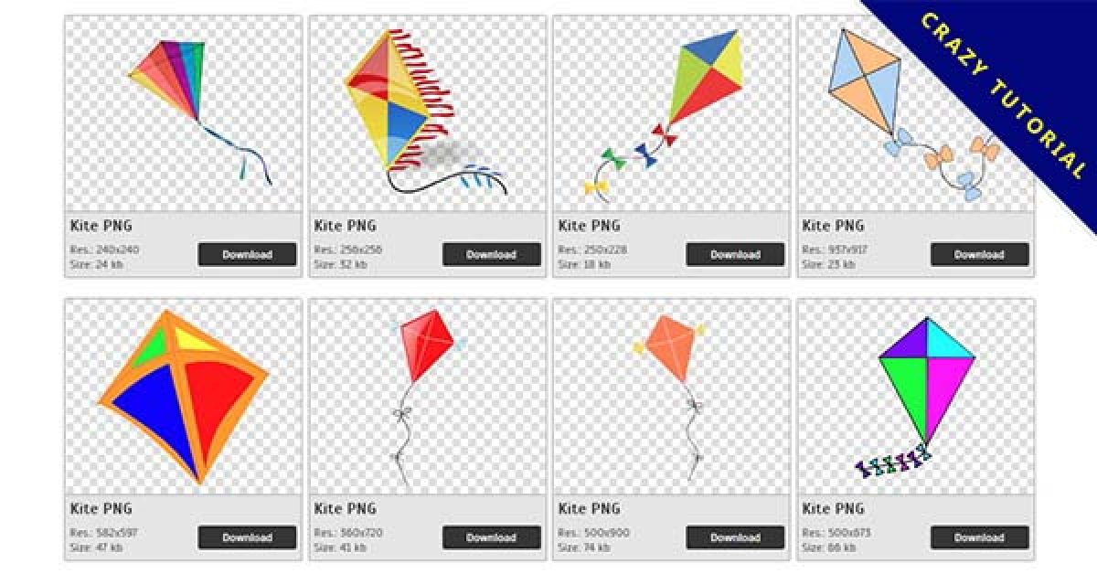 59 Kite PNG images for free download