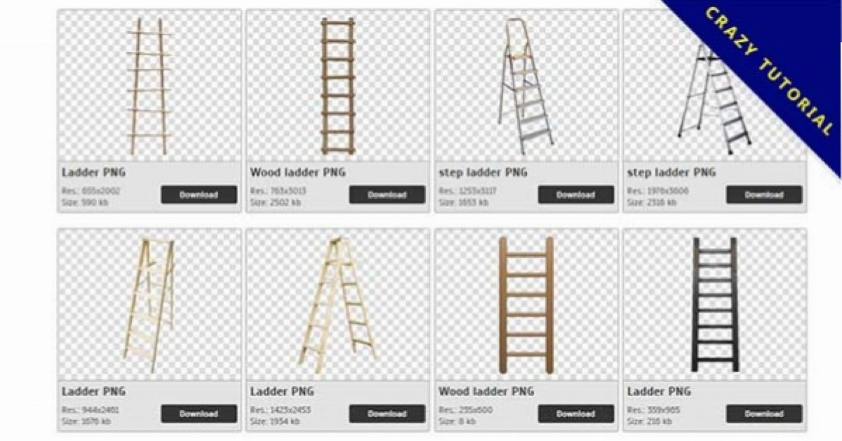 38 Ladder PNG images for free download