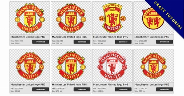 manchester united hd logo png manchester united hd logo png