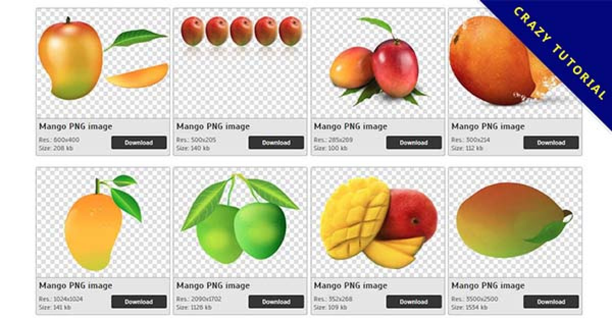 26 Mango PNG images are free to download
