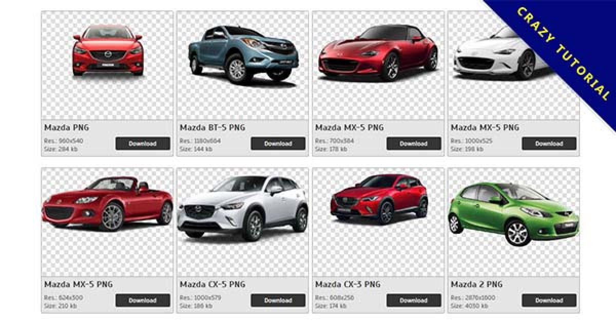 135 Mazda PNG images are free to download