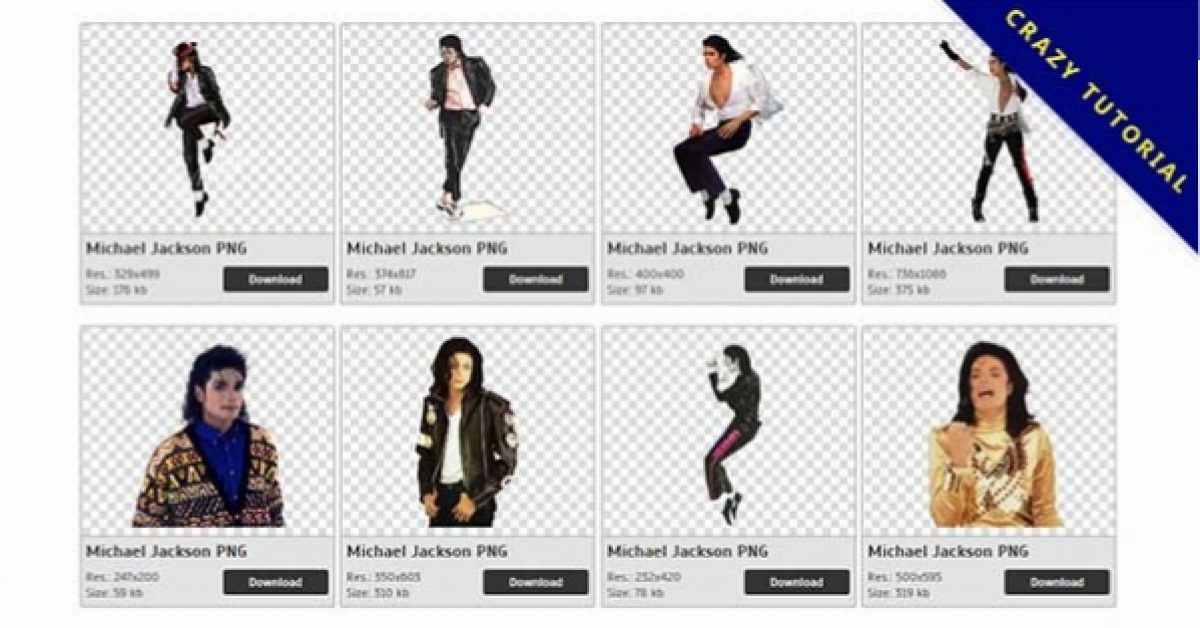 74 Michael Jackson PNG images for free download