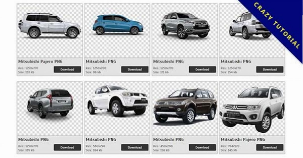 191 Mitsubishi PNG images are free to download