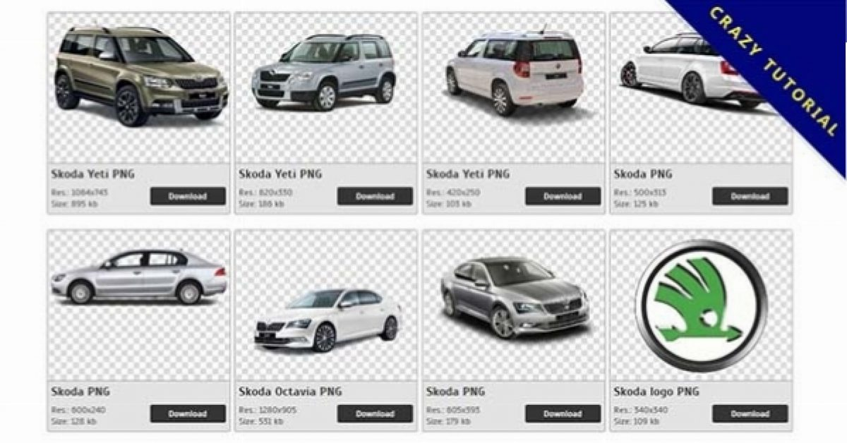 56 Skoda PNG images are free to download