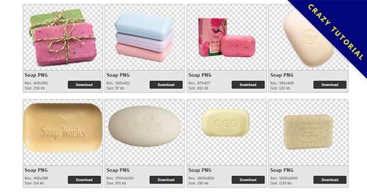 68 Soap PNG image collection for free download