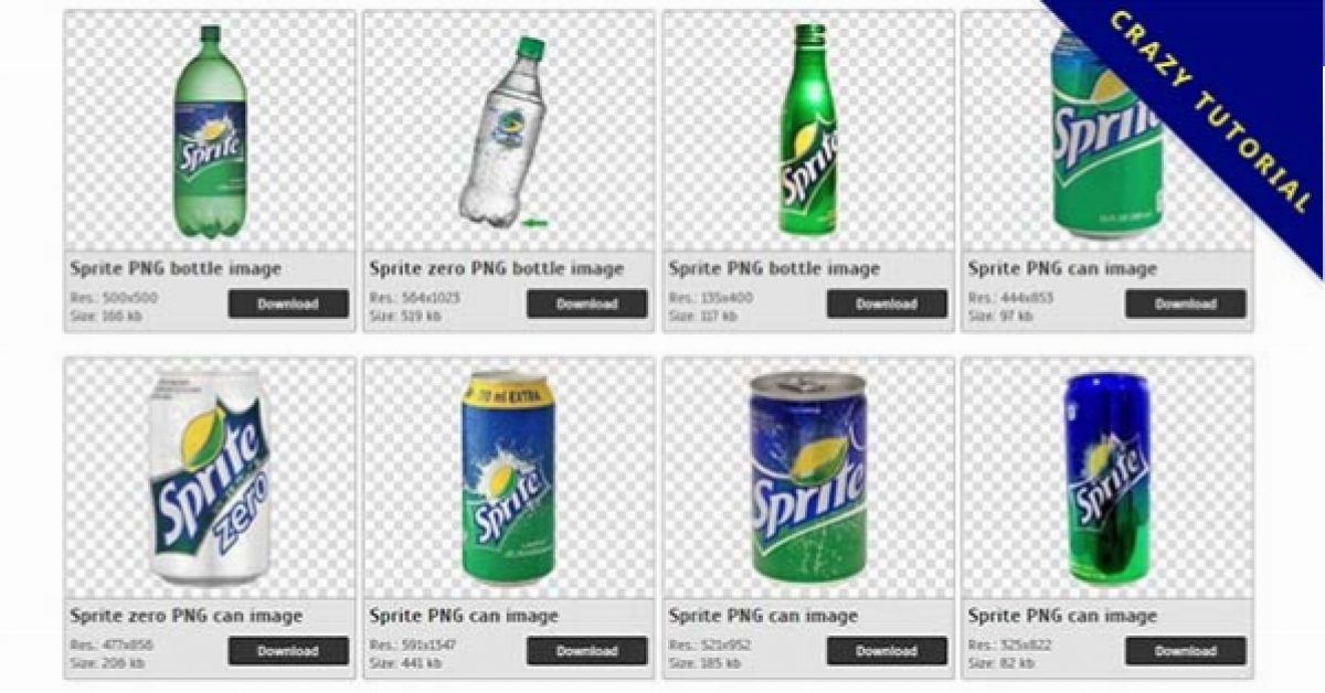 20 Sprite PNG image download for free
