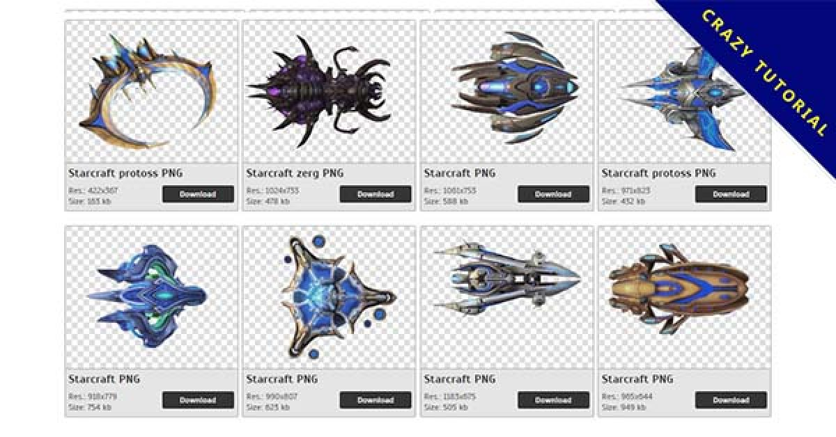 91 Starcraft PNG images are free to download