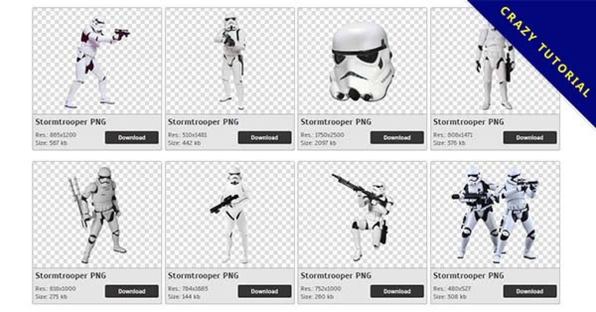 48 Stormtrooper PNG images are free to download