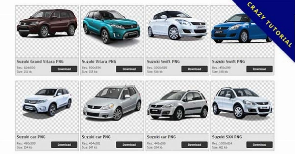 53 Suzuki PNG images are free to download