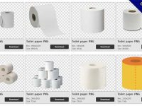 39 Toilet paper PNG images are free to download