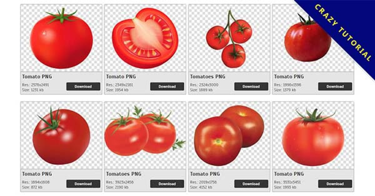 90 Tomato PNG images are available for free download
