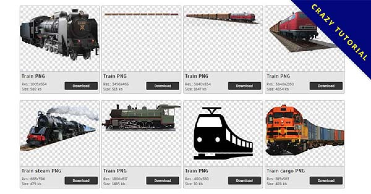54 Train PNG images for free download
