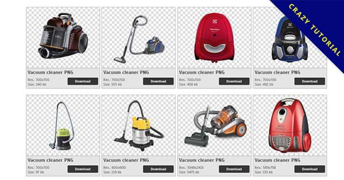 73 Vacuum cleaner PNG images are available for free download