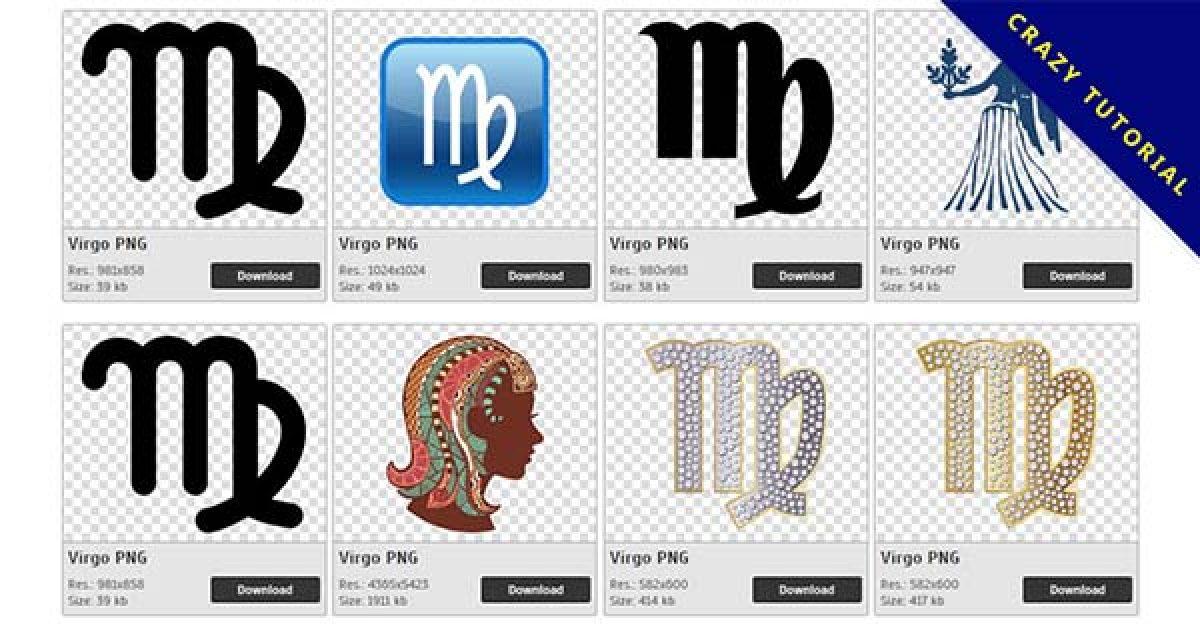 68 Virgo PNG images free download