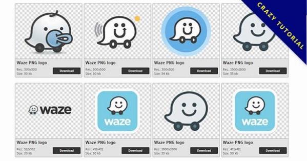 Waze PNG transparent background Free Download - Crazypng com