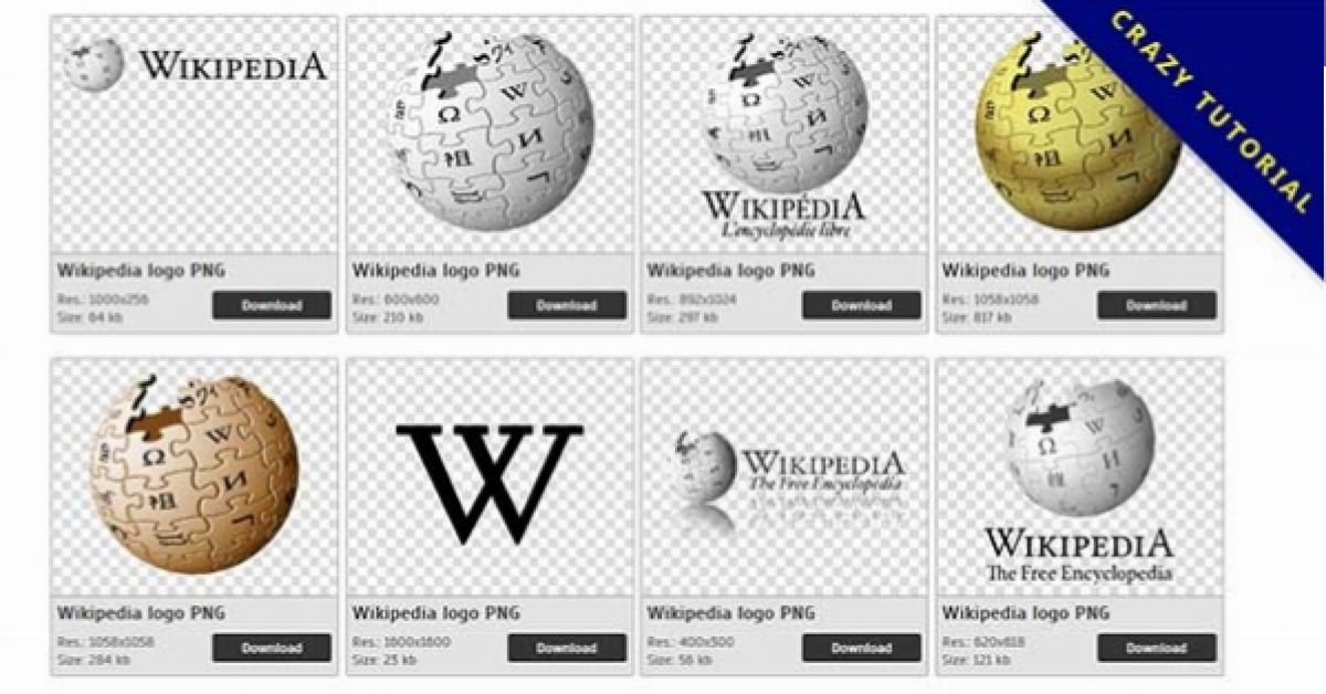 40 Wikipedia PNG images are free to download